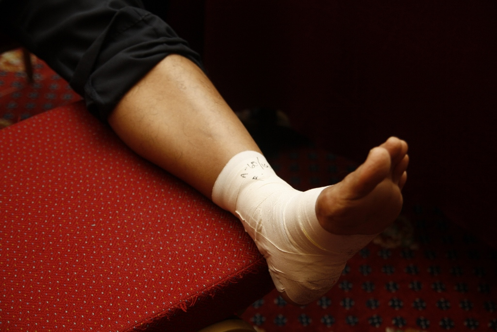 """Sports Injuries & Physiotherapy"" by durrah03, CC BY 2.0"